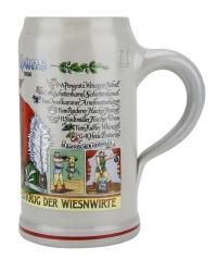 Oktoberfest Ceramic Beer Stein for Sale