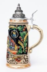 Oktoberfest Hofbrauhaus Beer Stein