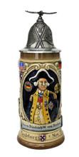 Baron Friedrich Von Steuben Beer Stein