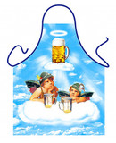 Bavarian Beer Angels Apron