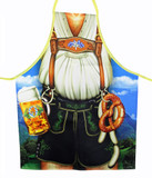 Bavarian Male Beer Apron