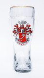 Beck's Glass Beer Boot 0.5L