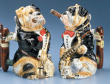 Big Band Bulldog Beer Stein