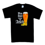 Das Boot T shirt  Black