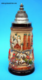Germany Panorama Beer Stein