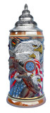 Eagle of Freedom Beer Stein