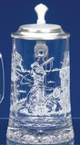Baseball Glass Beer Stein