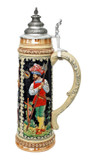 Goddess of Hunters Limitat 2004 Beer Stein