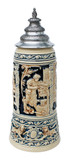 King 2002 Limitat Medieval Professions Beer Stein
