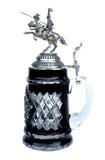 Lord of Crystal German Knight Beer Stein