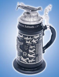 Luftwaffe Historic Beer Stein