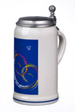 Official Oktoberfest 2009 Beer Mug with Carrying Handle