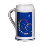 Official 2009 Oktoberfest Munich Beer Mug