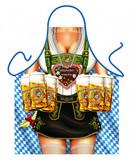 Oktoberfest Female Beer Apron