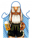 Oktoberfest Male Beer Apron