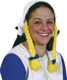 Oktoberfest Party Beer Maiden Headscarf