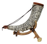 Peter Duemler Germanen Drinking Horn