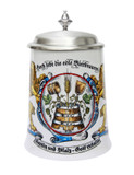 Brewers Porcelain Beer Stein