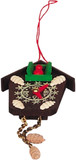 Steinbach Cuckoo Clock Wooden German Ornament