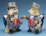 Winston Churchill Bulldog Beer Stein