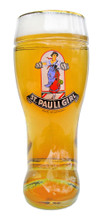 Traditional 1 Liter St Pauli German Beer Boot