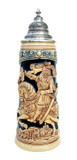 King Barbarossa Limitat 2011 Beer Stein Cobalt