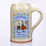 Official 2011 Oktoberfest Munich Beer Mug