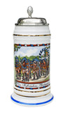 Hofbrauhaus HB Porcelain Beer Stein 2nd Edition