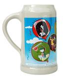 Munich Oktoberfest 1950s Compilation Beer Mug