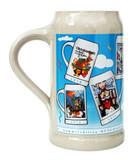 Munich Oktoberfest 1970s Compilation Beer Mug