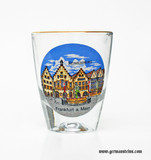 Frankfurt am Main Shot Glass
