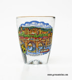 Heidelberg Shot Glass