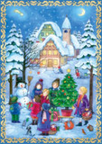 Celebrating Children German Advent Calendar