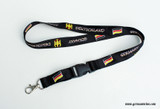 Deutschland Germany Lanyard with Detachable Clip
