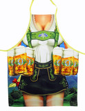 Bavarian Female Beer Apron