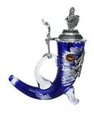Lord of Crystal Bavaria Horn Beer Stein