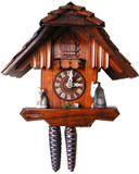 Cats German Cuckoo Clock