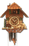 Chimney Sweep German Cuckoo Clock