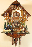 Beer Drinker German Cuckoo Clock