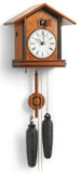 Bauhaus German Cuckoo Clock