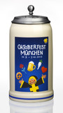Official 2012 Oktoberfest Munich Beer Stein