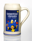 Official 2012 Oktoberfest Munich Beer Mug