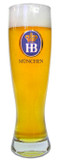 Hofbrauhaus HB Wheat Beer Glass 0.5 Liter