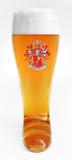 Beck's Glass Beer Boot 2 Liter
