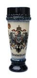 Deutschland Eagle Stoneware Wheat Beer Cup