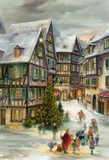 Christmas in Colmar German Advent Calendar