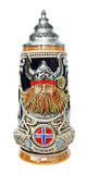 Norway Viking Beer Stein