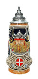 Denmark Viking Beer Stein