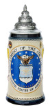 US Air Force Beer Stein