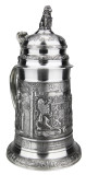 Bavaria Pewter Beer Stein